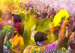 Happy Holi Wishes to Boss