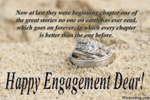 Happy Engagement Anniversary Quotes