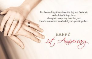 Top 15 Best Happy Engagement Anniversary Wishes in 2020