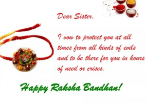 Top 10 Best Happy Raksha Bandhan Wishes for Sisters 2020