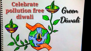 Top 20 Best Pollution Free Diwali Status In Hindi 2020